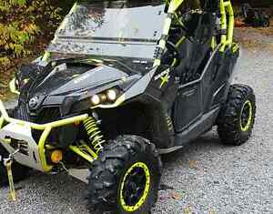 Maverick XDS 1000R Turbo,  special order colours