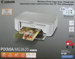 Must Sell-Sale- NEW Canon PIXMA Wireless All-in-1 Inkjet Printer