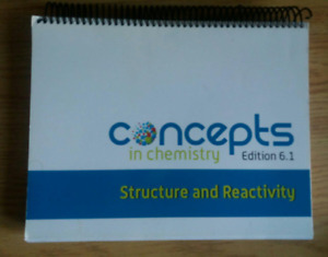 Concepts in Chemistry - Edition 6.1