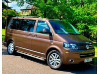 SOLD FULY LOADED 2010 VW CARAVELLE SWB 2.0 TDI EXECUTIVE- Transporter Shuttle T5