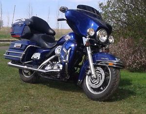2007 Harley Davidson Ultra Glide