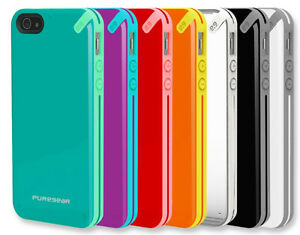 PureGear Slim Shell Case for iPhone 5/5s/SE