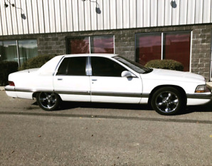 1995 Buick Roadmaster LT1 Police Interceptor