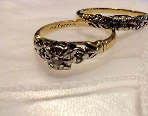 bague mariage et fiançailles 7 plus accessoires mariage
