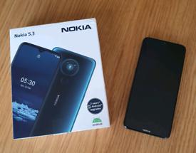 Nokia 5.3 unlocked mobile