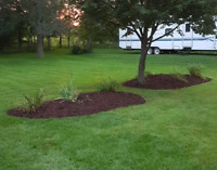 Lawn maintenance and snow removal