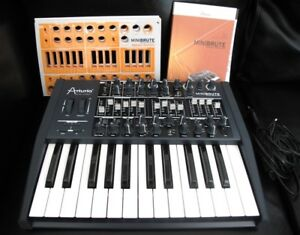 Arturia MiniBrute Pure Analogue Synthesizer $500 OBO