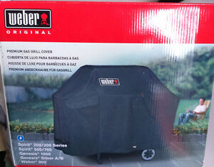 Weber BBQ Cover - $50