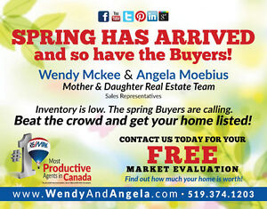 Selling a Home This Spring?
