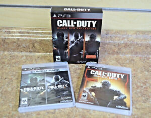 PS3 - Call of Duty Black ops Collection • ( 1 + 2 + 3 )