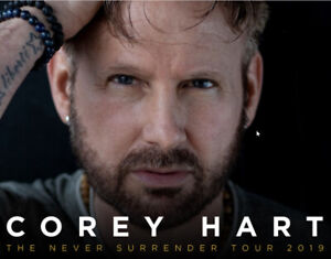 Corey Hart Friday June 14th 7:00pm Budweiser Stage