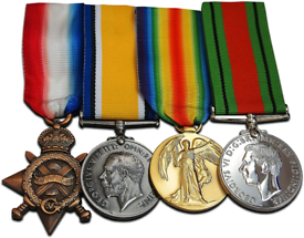 War medals WANTED