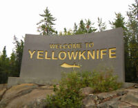 Driving to Yellowknife December 22nd or 23rd