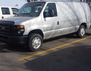 2011 Ford E-150 Commercial Van
