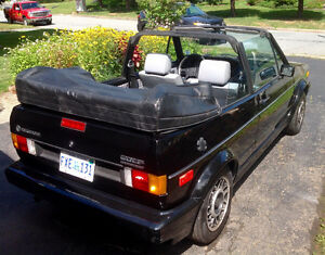 1991 VW Convertible in great shape!