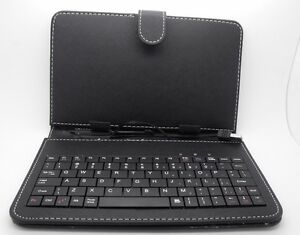 """8"""" tablet cover with keyboard"""