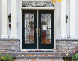 Residential Exterior Door Front Door Entry Door glass & Windows