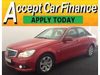 Mercedes-Benz C200 2.1CDI Blue F 2011MY SE FROM £36 PER WEEK.