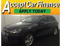 Volkswagen Touareg FROM £114 PER WEEK!