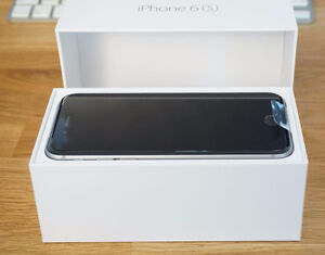 Brand new 16g Iphone 6s space grey