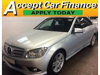 Mercedes-Benz C200 2.1TD auto 2008MY Sport FROM £41 PER WEEK.