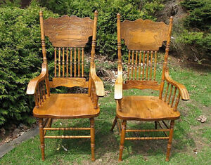 Antique Canadiana Country Chairs or Armchairs Gatineau Ottawa / Gatineau Area image 5