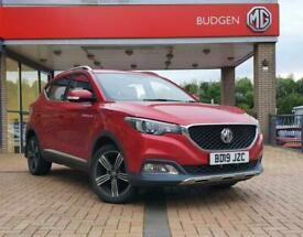 2019 MG MG ZS 1.5 VTi-TECH Exclusive (s/s) 5dr SUV Petrol Manual