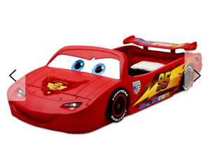Lightning McQueen Kids Bed