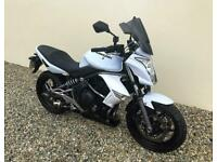 KAWASAKI ER650 - ER6-N C9F - LOW MILES - FULL HISTORY + FITTED EXTRAS