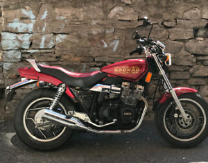 1986 Yamaha YX 600S Radian for Sale $2,500 Certified
