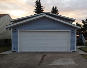 Double Garage available in Millwoods Edmonton Edmonton Area image 1
