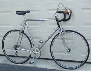 XL Silver 12-Speed NORCO Japanese Racer