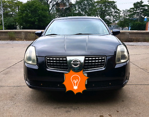 Nissan Maxima 3.5 SE V6 Elite Package 4 Seater 2004 LOW KMS