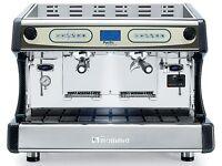 fiamma PACIFIC Multi-Boiler Espresso Machine + Auto Grinder