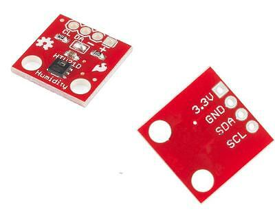 Htu21d Temperature And Humidity Sensor Module Temperature Sensor Breakout New