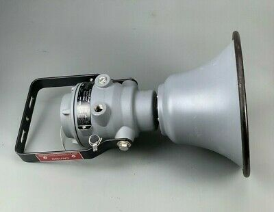 Federal Signal Explosion Proof SELECTONE 300X Series C Horn (Explosion Proof Horn)