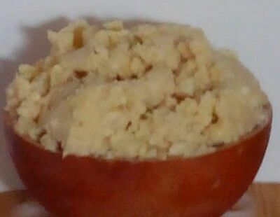 Sheabutter rein natürlich unraffinert 100g aus Ghana Natürliche Shea Butter