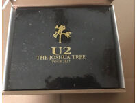 U2 VIP JOSHUA TREE BOX SET WANTED