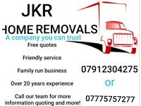 House removals & house clearance