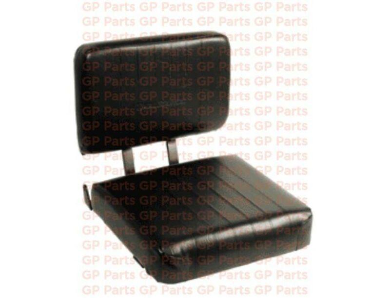 "Clark 1800942, VINYL FORKLIFT SEAT, (18.00""H X 18.00""W X 21.00""D)"