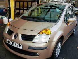 Renault modus 1.6 petrol 42k 12mot
