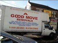 A GOOD MOVE REMOVALS