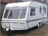 1995 Swift Conqueror 550 Luxin 5 berth very good condition for the year