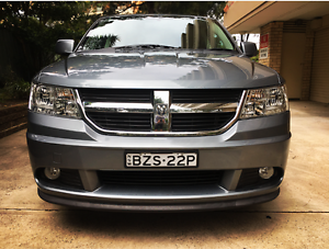 2011 Dodge Journey Wagon//7 seats//MP3 Player//Leather Interior Neutral Bay North Sydney Area Preview