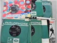 VARIOUS ORIGINAL 1960'S BEATLES SINGLES FOR SALE. ALL LISTED