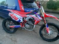 CRF250r 2015 twin pipe 3 map settings