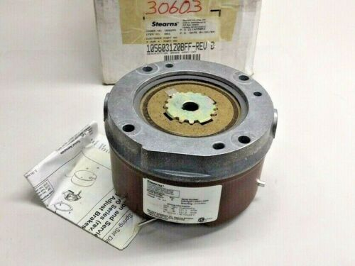 Stearns 1056031Z0BFF Electric Brake Assy Rev B