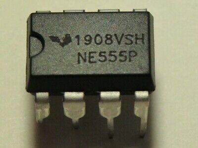 10 Pcs Ne555p Ic.