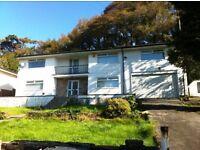 Dan Y Garreg, Upper High Street, 6 Bed Detached Property, £1400pcm, ***AVAILABLE 09/01/2017***