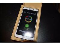 SAMSUNG NOTE 3 WHITE/ UNLOCKED / 32 GB / VISIT MY SHOP/ .NEW COND. /1 YEAR WARRANTY + RECEIPT